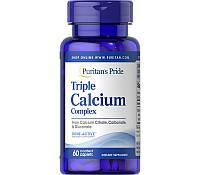 Кальций Triple Calcium Complex (60 caplets)