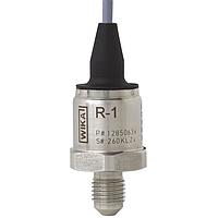 Преобразователь давления с герметически приваренным тонкопленочным металлическим измерительным сенсором