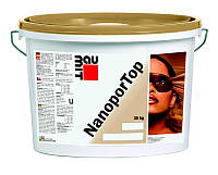 """Baumit Nanopor Top 1.5K  (штукатурка силиконовая """"барашек"""") 25кг"""