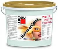Baumit NanoporColor База (нанокраска  24кг)