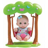 Berenguer -  Куколка Lil Cutesies на качеле, 22 см