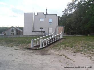 Балясины Круглык | Бетонная балюстрада в Киеве и Киевской области 10