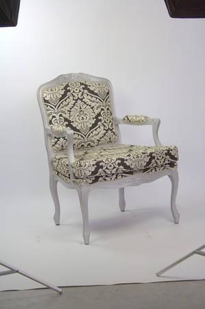 Кресло деревянное классическое ED-206PO