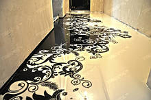 """Наливні підлоги. """"CORPORATION OF BUILDERS"""" у Харкові"""