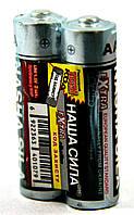 Батарейка Наша Сила LR06