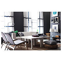 IKEA ЛЕРСТА Светильник напольн/для чтения, алюминий : 00110640, 001.106.40
