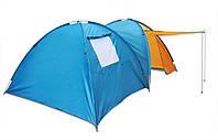 Палатка туристическая Coleman 4-х местная 2908