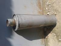 Глушитель выхлопа в сборе ЗИЛ-5301 н/о Ø=76 мм 5301-1201010-03