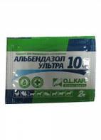 Альбендазол ультра-10% порошок уп-2г