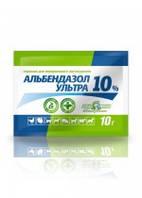 Альбендазол ультра 10% порошок уп-10г