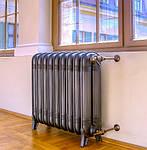 Чугунные радиаторы  «ретро»