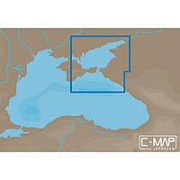 """""""Карта С-МАР   EM-N121 - Азовское море, восточная часть Черного моря """""""