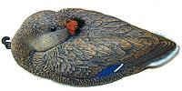 Birdland спящая утка самка со стальной лентой (заказ упак 4 шт, цена за 1шт.)