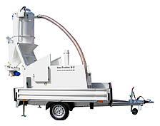 Мобильная вакуумная установка VacTrailer S-2