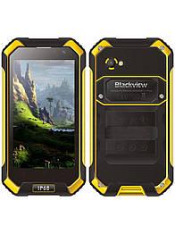Защищенный смартфон Blackview BV6000 Yellow