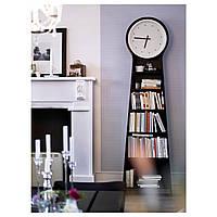 IKEA ИКЕА ПС ПЕНДЕЛ Напольные часы, черный : 60139693, 601.396.93
