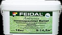 Рельефная акриловая шпатлевка Ambiente Innenspachtel Relief