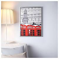 IKEA ВИЛЬСГУЛЬТ Картина, Лондон : 70280479, 702.804.79