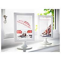 IKEA ТОЛСБИ Рама для 2 картин, белый : 30151035, 301.510.35