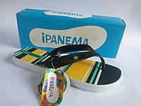 Пляжные вьетнамки Ipanema Classica Brazil sin