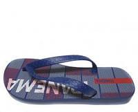 Пляжная обувь IPANEMA MEN'S TEMAS II FLIP FLOPS,BLUE