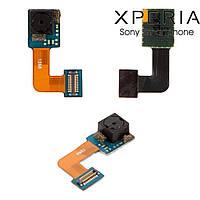 Камера фронтальная (передняя) для Sony C6502 L35h Xperia ZL, оригинальная