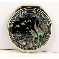 Косметическое зеркальце «Осень на Востоке», фото 1