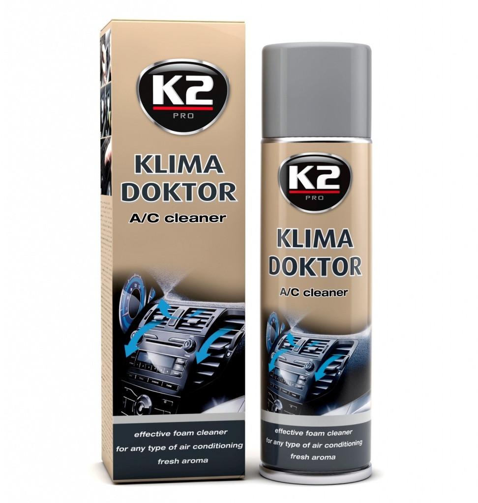 Пена для очистки системы кондиционирования KLIMA DOCTOR K2-PRO 500мл