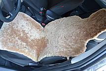 Авточехлы из овчины ( с подголовником) 05, фото 3