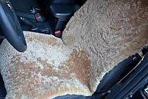 Авточехлы из овчины ( с подголовником) 05, фото 2