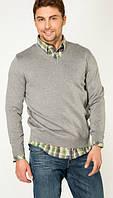 Пуловер мужской серого цвета Alkott