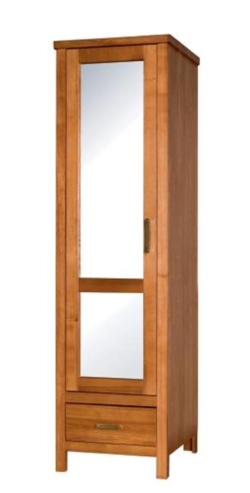 Шкаф из массива дерева 040