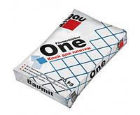 Baumit ONE (модифицированая клеящая смесь для керамической плитки класс С1 25кг)