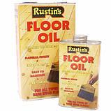 Олія для підлоги Rustins Floor Oil, фото 2