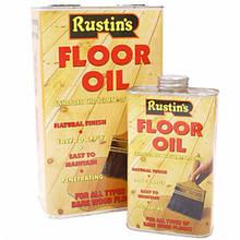 Масло для пола Rustins Floor Oil 5 л