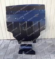 Защита моторного отсека Опель Виваро 1 (стальная защита поддона картера Opel Vivaro 2.0L)