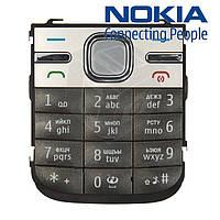 Клавиатура для Nokia C5-00, оригинал, серая