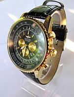 Часы наручные мужские Breitling Navitimer (Золотой)