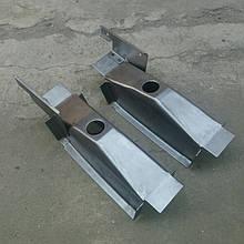 Підсилювач переднього поддомкратника лівий ВАЗ 2121-21213-21214 (Нива,Тайга,Кедр)