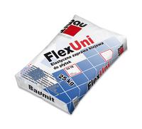 Baumit FlexUni ( клеящая смесь для приклеивания плитки из природного и искусственного камня 25кг)