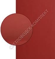 BISSELL, БИЗЕЛ, art.050, р. 380*570*1 мм, цв. тём. красный (№62) - резина подметочная/профилактика листовая