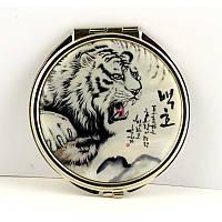 Косметическое зеркало «Тигр», фото 1