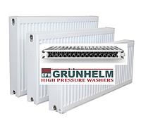 Радиатор стальной GRUNHELM с боковым подключением, 22 тип (500х1400 мм), фото 1