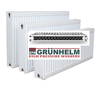 Радиатор стальной GRUNHELM с боковым подключением, 22 тип (500х1800 мм), фото 1
