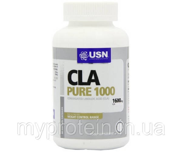 Линолевая кислота цла CLA Pure 1000 (90 softgels)