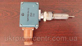Датчики-реле температуры ТАМ-103