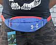 Сумка на пояс, реплика Under Armour 157, синий, фото 6
