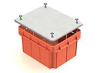 Коробка монтажная E.NEXT e.db.stand.80.80.40, распределительная, кирпич/бетон