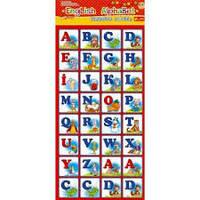 Магнитные буквы Ranok Creative английский алфавит