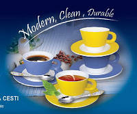 Кофейный сервиз на 4 персоны Barton Steel BS 02-102